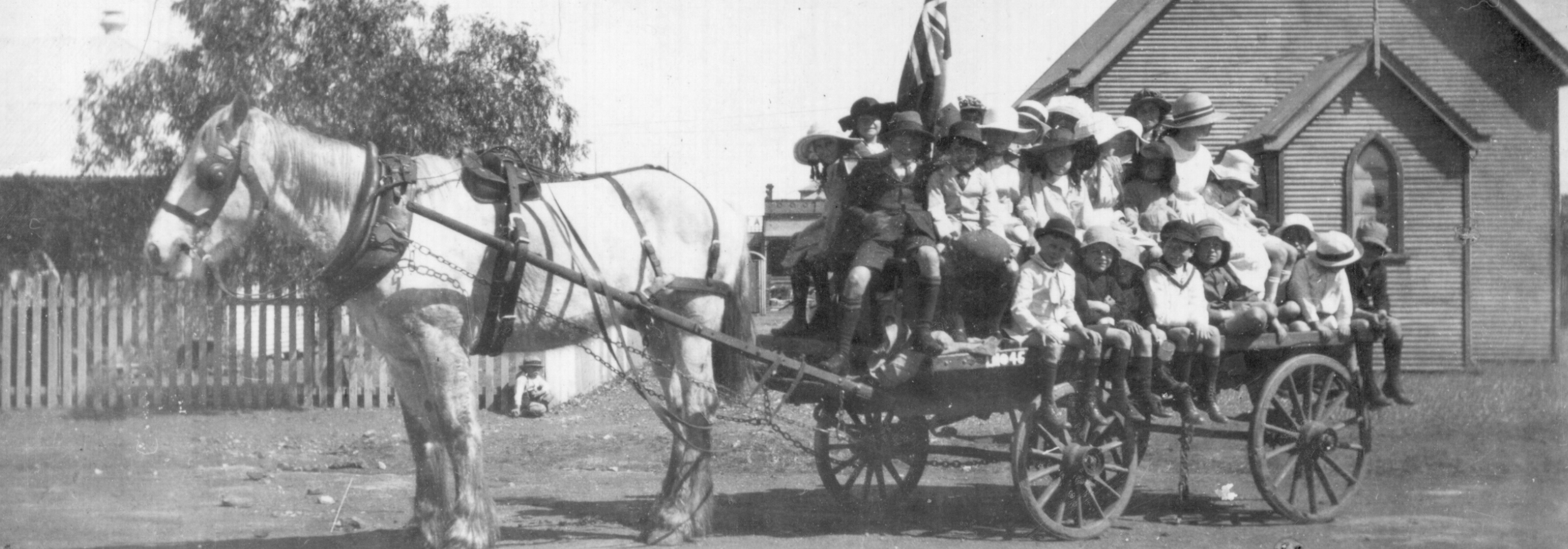 Outback Family History